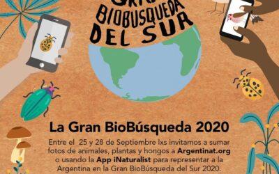 Gran Biobúsqueda del Sur 2020