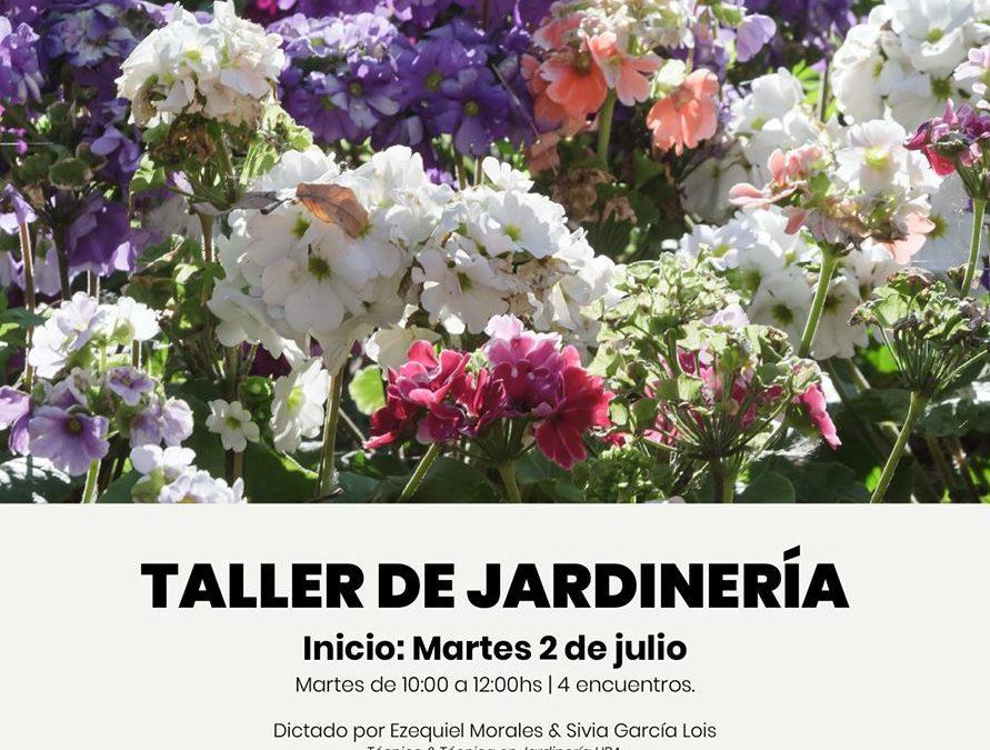Talleres en el Jardín Botánico Carlos Thays