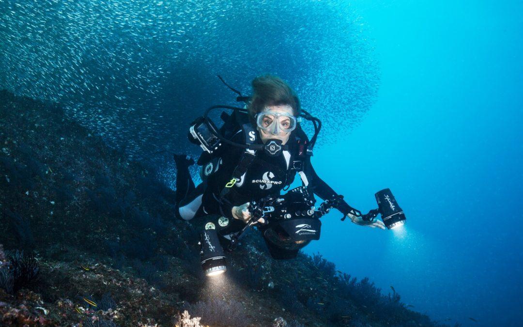 Sylvia Earle. La gran dama de las profundidades