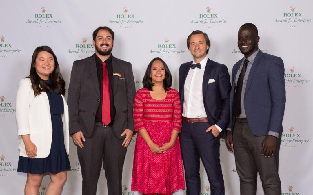 Premios Rolex a la Iniciativa 2019