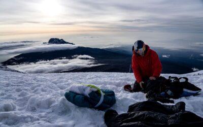 El regreso de Will Gadd al Kilimanjaro