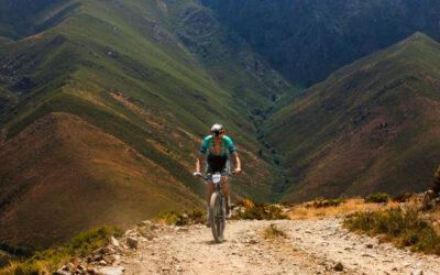 Récord de ciclista portugués Tiago Ferreira