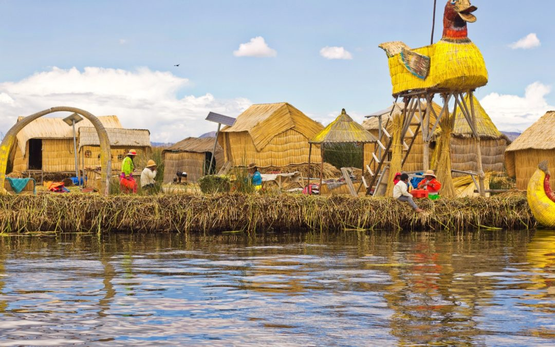 El objetivo: salvar al Titicaca