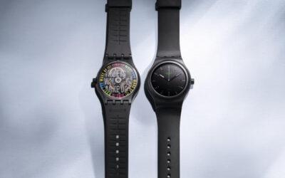 Nuevos modelos biodegradables de Swatch